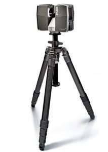 scanner Faro X130